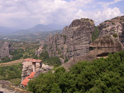 Doreen's hike to Zagoria
