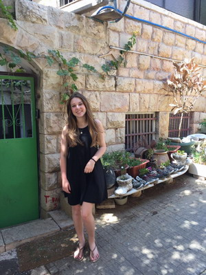 Lior in Jerusalem