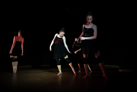 Lior's dance project