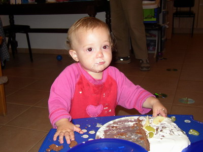 Lotem's 1st birthday
