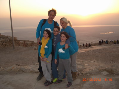 Eilat Levy family