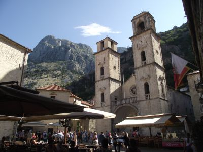 Kotor Old City