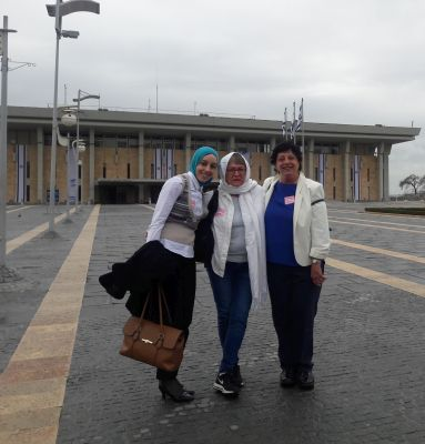 women at knesset