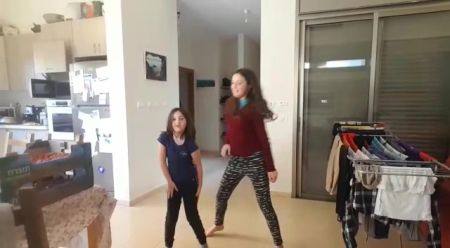 friends dance