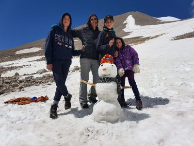 July-August 2019 - Segoli family trip to Mongolia and Moscow