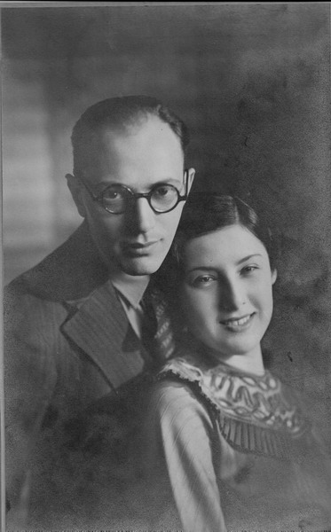 Gertie and Morris Glazer