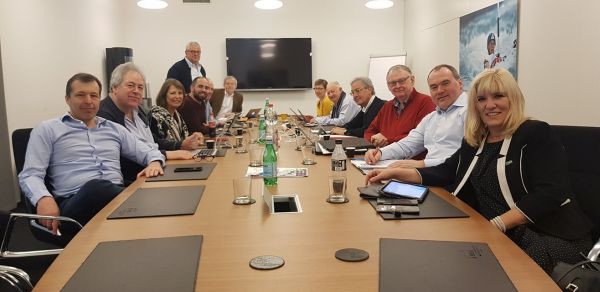EBL EC Meeting