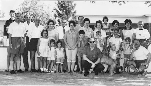 levy-Edestein family