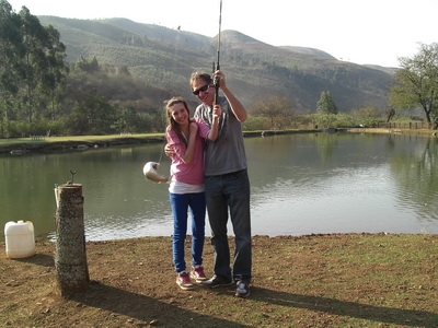 Family Reunion in South Africa 2010