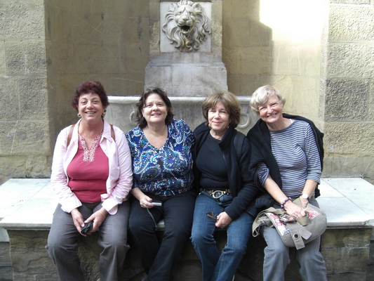 The girls in Florence10